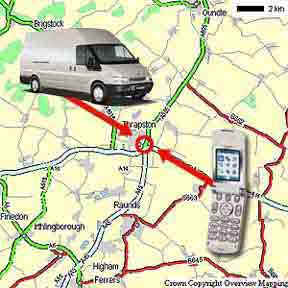 Cell Gps Tracking